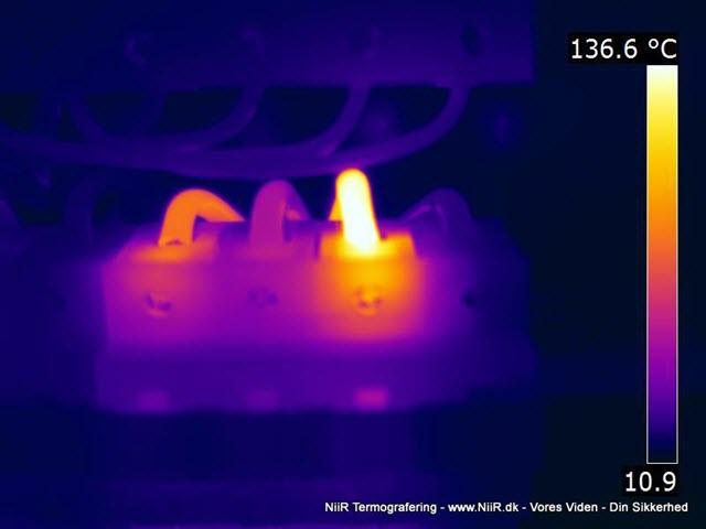 el-termografi, el-termografering